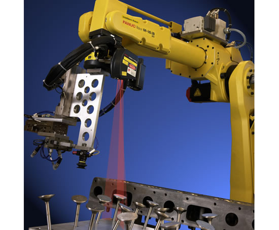 Industrial robots   FANUC   ESI Enviropro