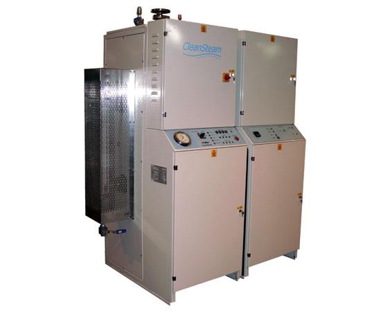 Electric Steam Boiler ~ Cleansteam electric steam boiler fulton esi building