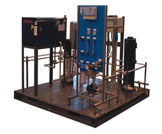 Electric Steam Boiler ~ Mini compack electric steam boiler fulton esi building