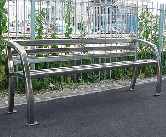 Jubilee seat and bench furnitubes international esi for International seating decor