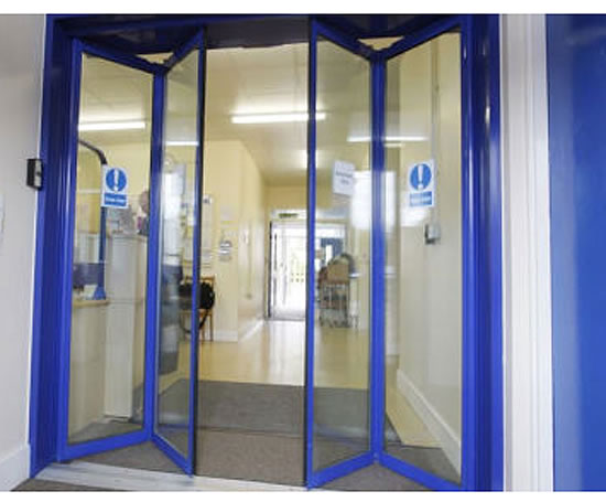 & GEZE Automatic Door Systems - oukas.info