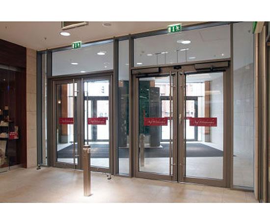 Tsa nt automatic swing door control system geze uk