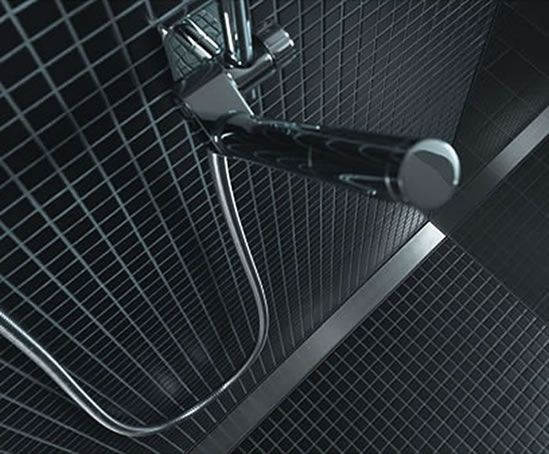 Uniflex shower channel
