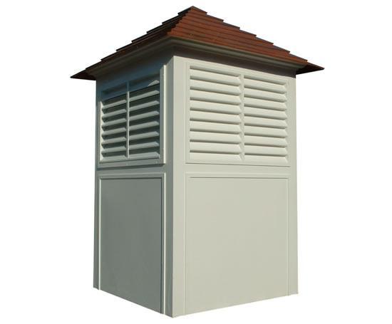 Grp Roof Ventilation Turrets Good Directions Esi