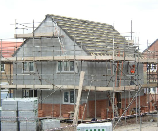 Rå Build volumetric building system