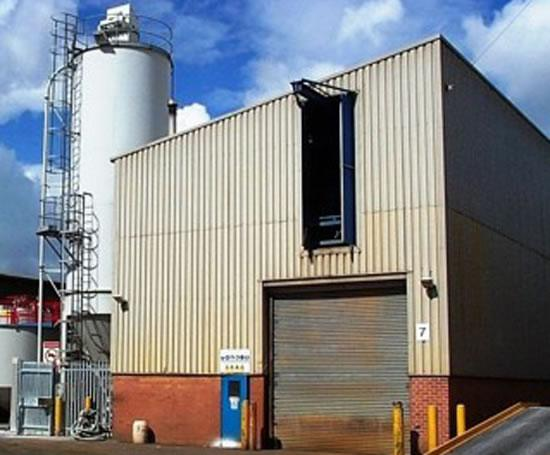Outokumpu Stainless Ltd, Sheffield