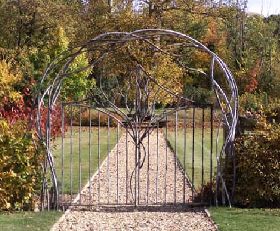 Similiar Ornate Metal Fencing Keywords – Decorative Metal Garden Gates