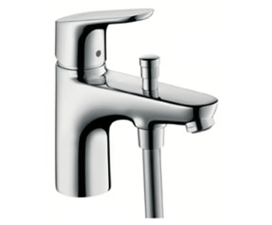 focus e2 single lever mixer taps hansgrohe esi. Black Bedroom Furniture Sets. Home Design Ideas