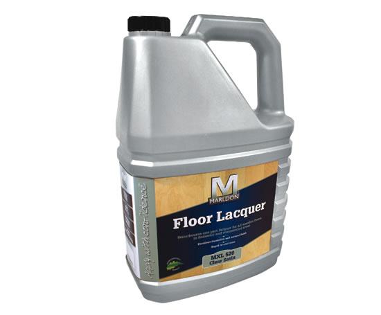 Marldon Floor Lacquer