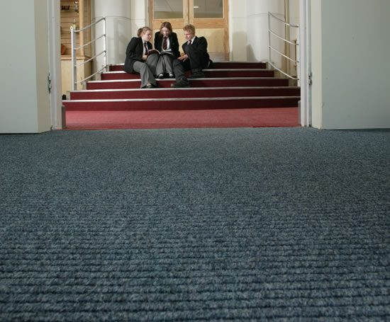 Battleship Hippo Contract Carpets For Entrances