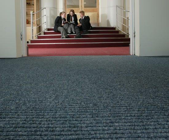 Battleship Hippo Contract Carpets For Entrances Heckmondwike Fb Esi Interior Design