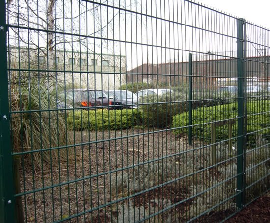 Pallas xtra welded mesh fencing system sbd approved