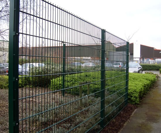 Pallas Xtra Welded Mesh Fencing System Heras Uk Esi