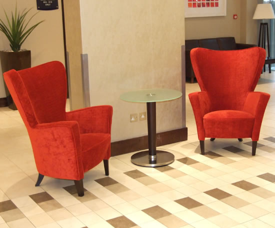 Ross high back chair Hillswood Furniture Group