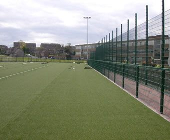Multisports pitches