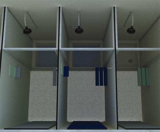 Active Cubicle System Igloos Esi Interior Design