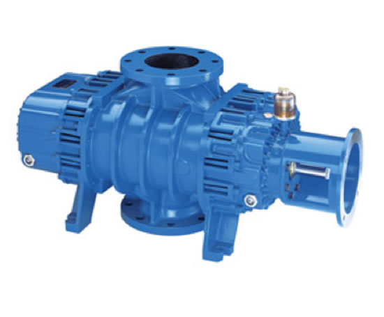 Industrial Vacuum Systems Manufacturers : Robuschi rbs av vacuum booster pumps industrial blower