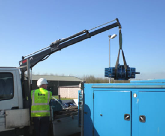 Types Of Industrial Blowers : Roots type blower repair servicing and reconditioning