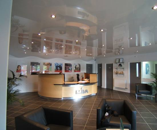Inscape stretch ceiling system
