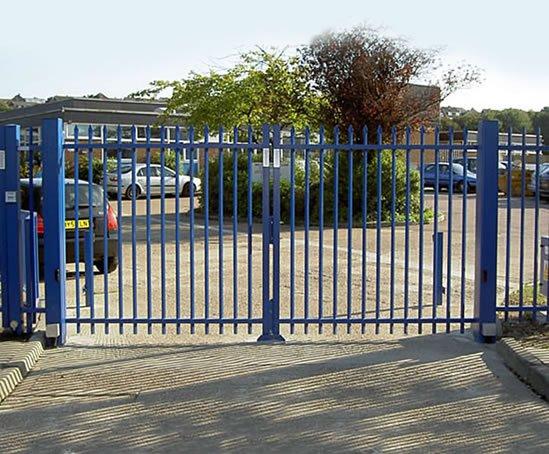 Underground swing gate operators jacksons fencing esi