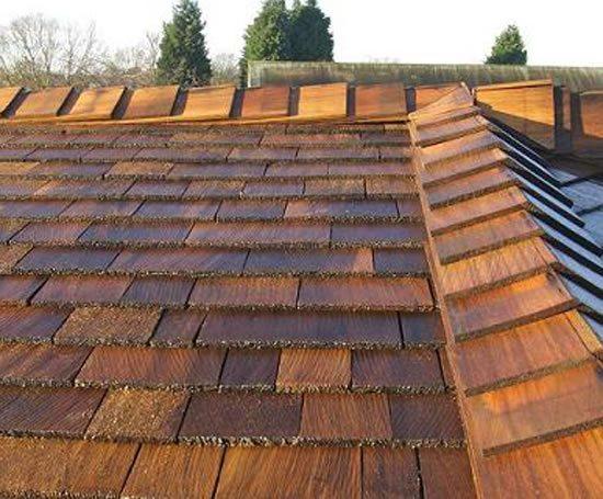 how to make cedar shingles
