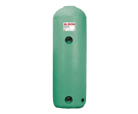 Albion Maxistore direct copper hot water cylinder | Kingspan ...