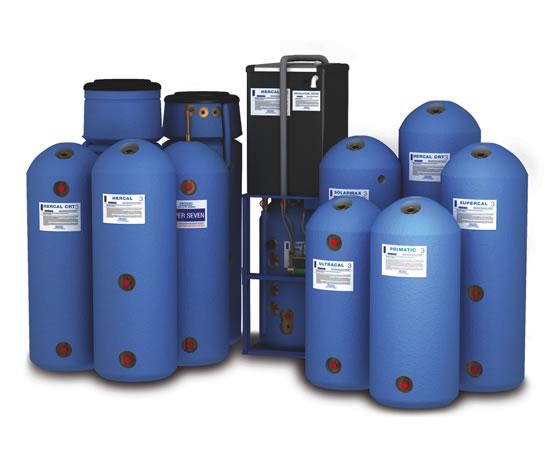 Range Super Seven cylinders   Kingspan Environmental   ESI Building ...
