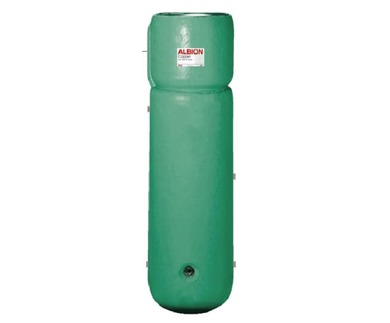 Albion combi copper hot water cylinder kingspan for Copper water tank