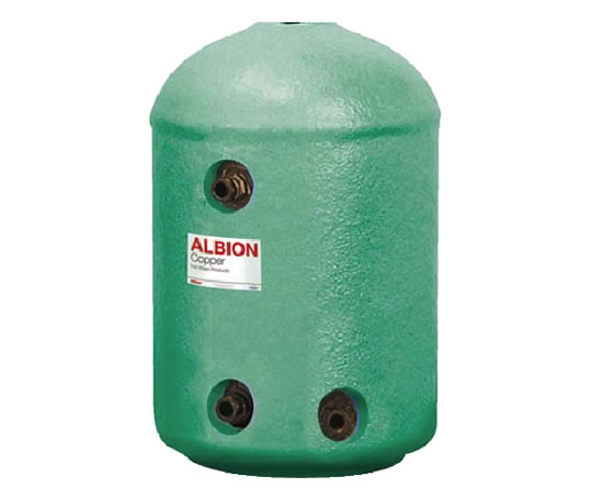 Albion superduty copper hot water cylinder kingspan for Super insulated water heater