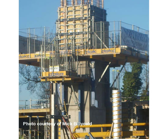 Chronolia™ concrete, Loughborough Sports Park