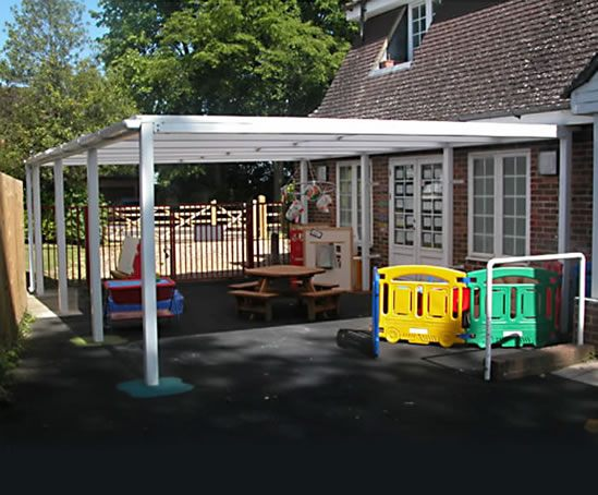Beacon Free Standing Canopy