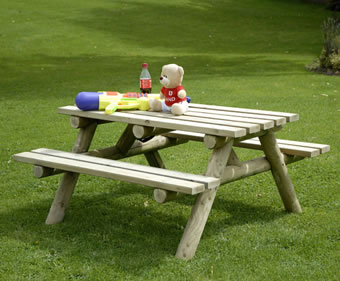 Timber picnic tables for sale