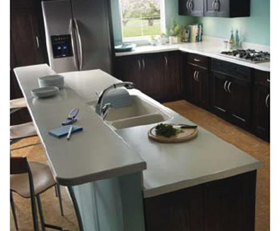 Corian 873 Double Sink Mcd Marketing Esi Interior Design