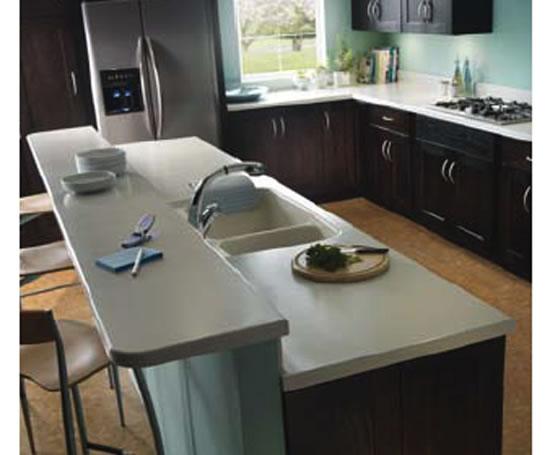 Corian Non Porous Solid Surface Kitchen Worktops Mcd