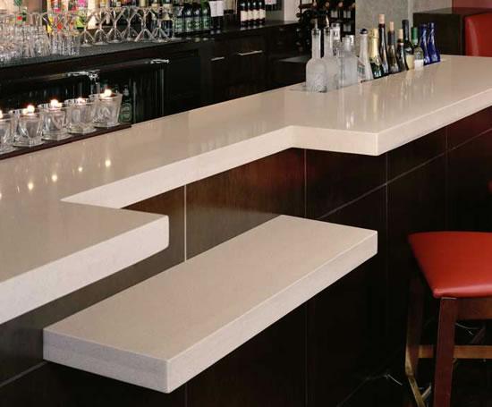 Beau Zodiaq Decorative Quartz Tables And Countertops