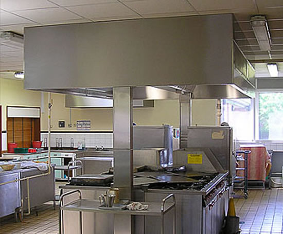 Kitchen Canopy Systems