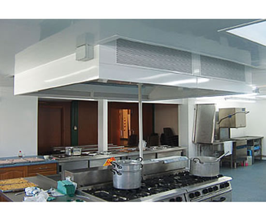 Kitchen Canopy systems | Midtherm Engineering | ESI Building Services