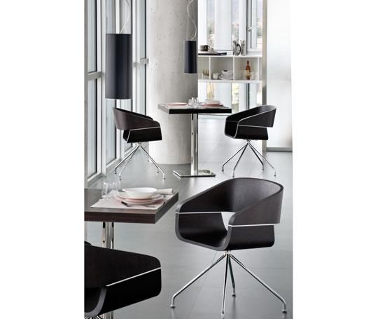 Pedrali Inox Square Tables Momentum Contract Furniture