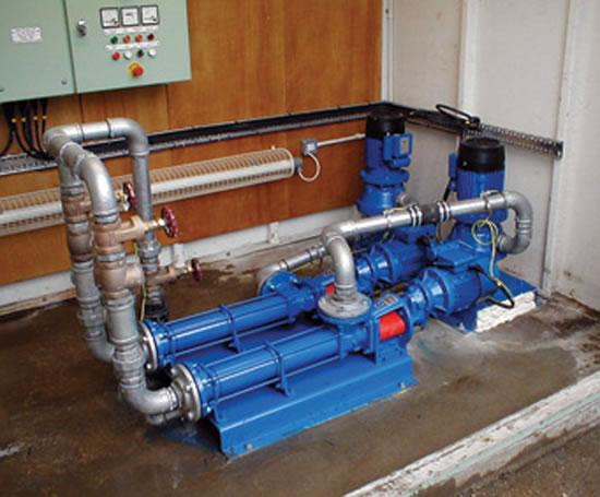 Packaged Pumping Stations Mono Pumps Esi Building Services