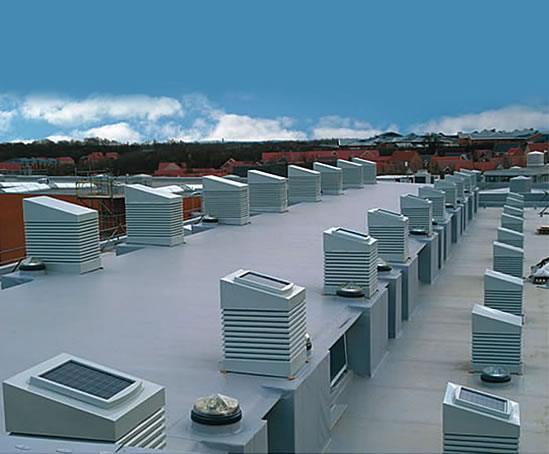 Sola Boost 174 Classic Solar Assisted Natural Ventilation