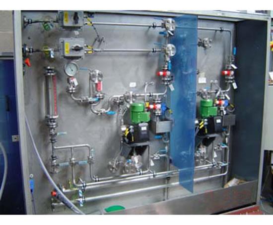 Sodium Hypochlorite Dosing System Design