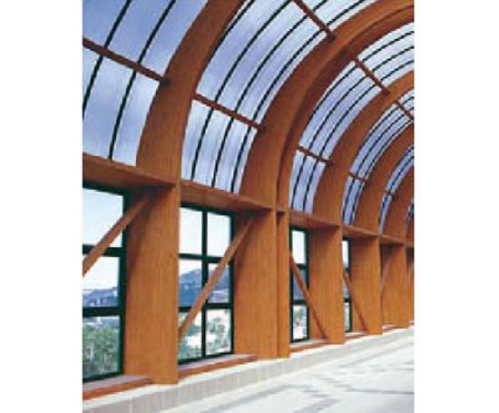 Custom Made Glulam Components Nordlam Esi Building Design