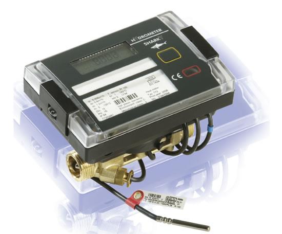 Thermal Energy Meter : Sharky ultrasonic thermal energy meter norstrom group