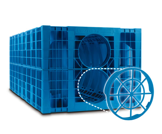 Aquacell Plus Stormwater Management Modules Wavin Esi