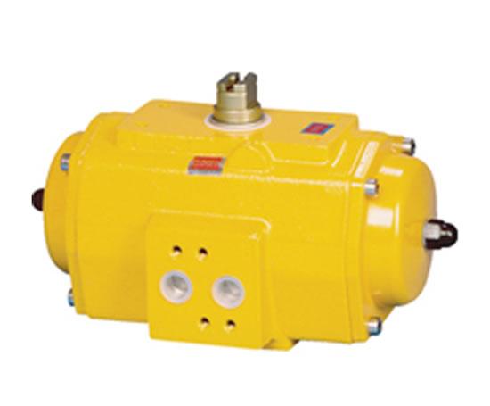 EL-O-MATIC E series pneumatic actuator | Orbinox | ESI Enviropro