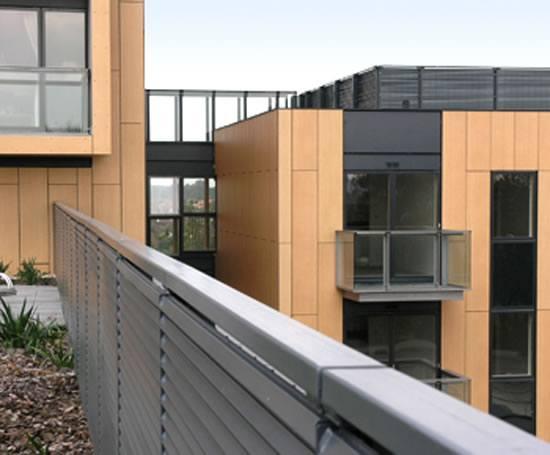 Italia-80 balustrades and balconies
