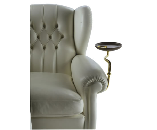 1919 armchair | Poltrona Frau UK | ESI Interior Design