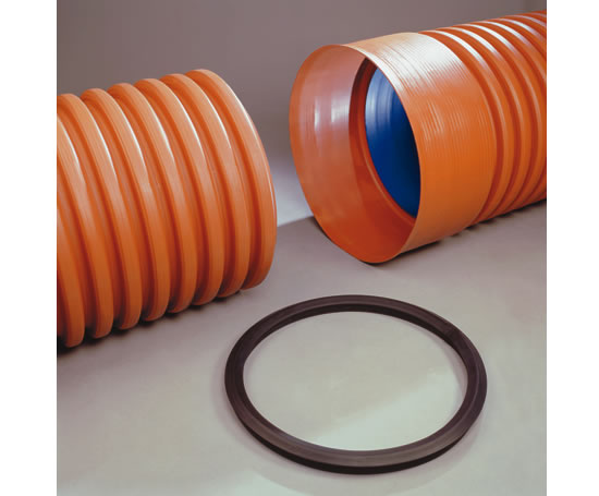 Ridgisewer high strength polypropylene pipe fittings