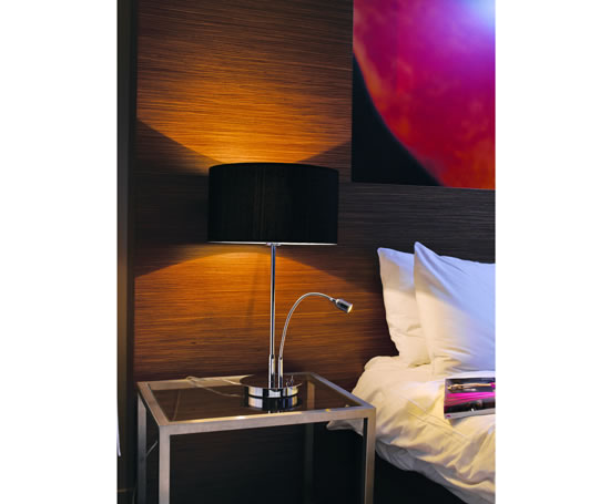 Rs6010158 table lamp with flexible arm reading light r s rs6010158 table lamp with flexible arm reading light aloadofball Gallery