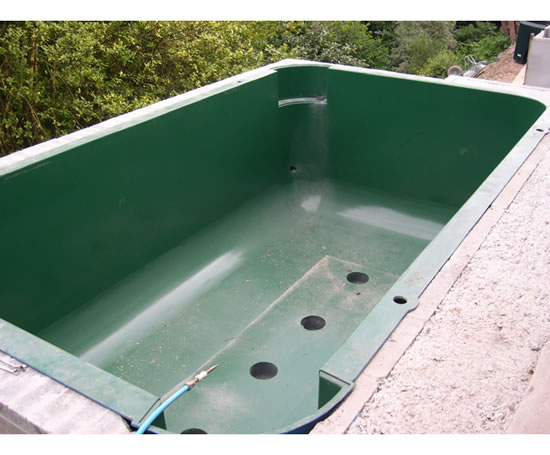 Watercourses and lakes reflections esi external works for Koi pool for sale